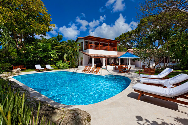 Blue Point Villa, Barbados villa