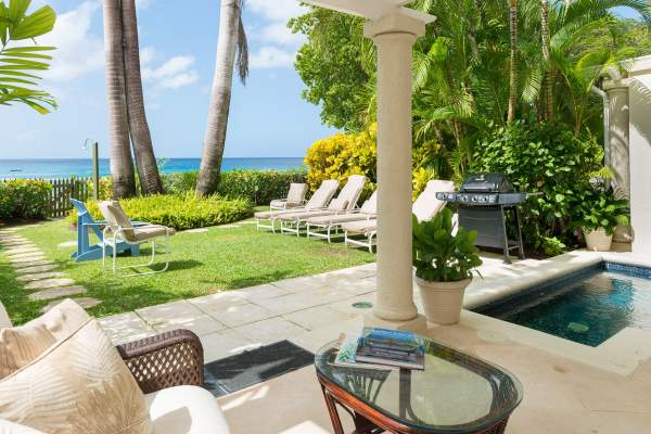Chanel #5 is a townhouse located on Mahogany Bay Beach