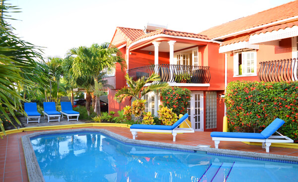 Amarillo Villa is located in True Blue Grenada