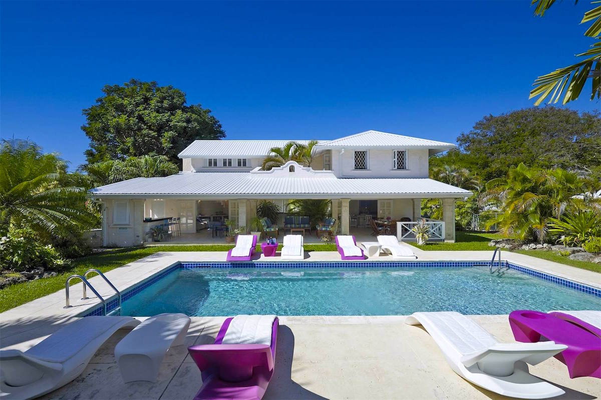 Coral House on Barbados