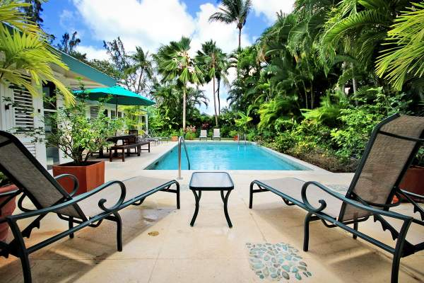 Set amid lush tropical greenery Jessamine offers a beautiful private pool