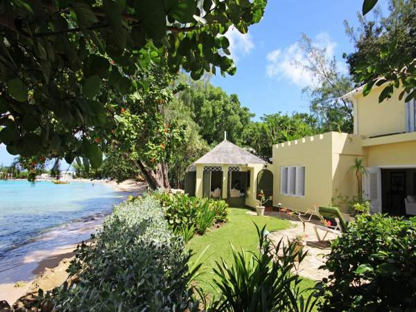 Sea Shell, Barbados villa