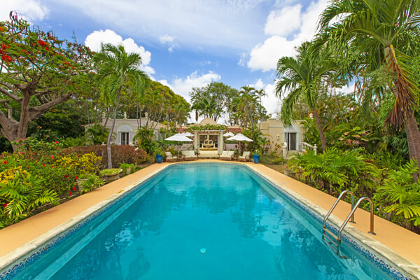 Shangri La Villa is located in the Holders Hill area right on the Barbados Polo Club