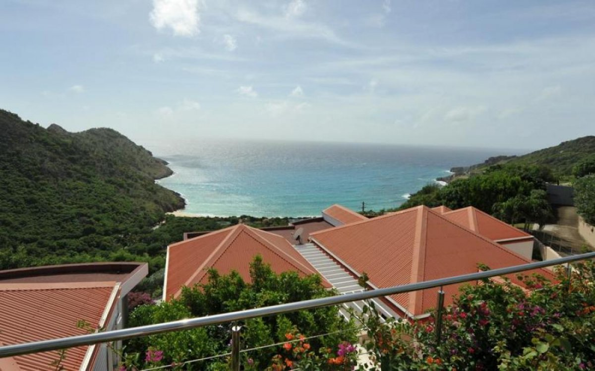 Gouverneur Cliff on St. Barts
