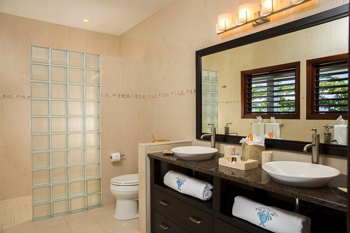 Bathroom Fixtures In Jamaica anticipation villa at tryall club - jamaica villa rental   wheretostay