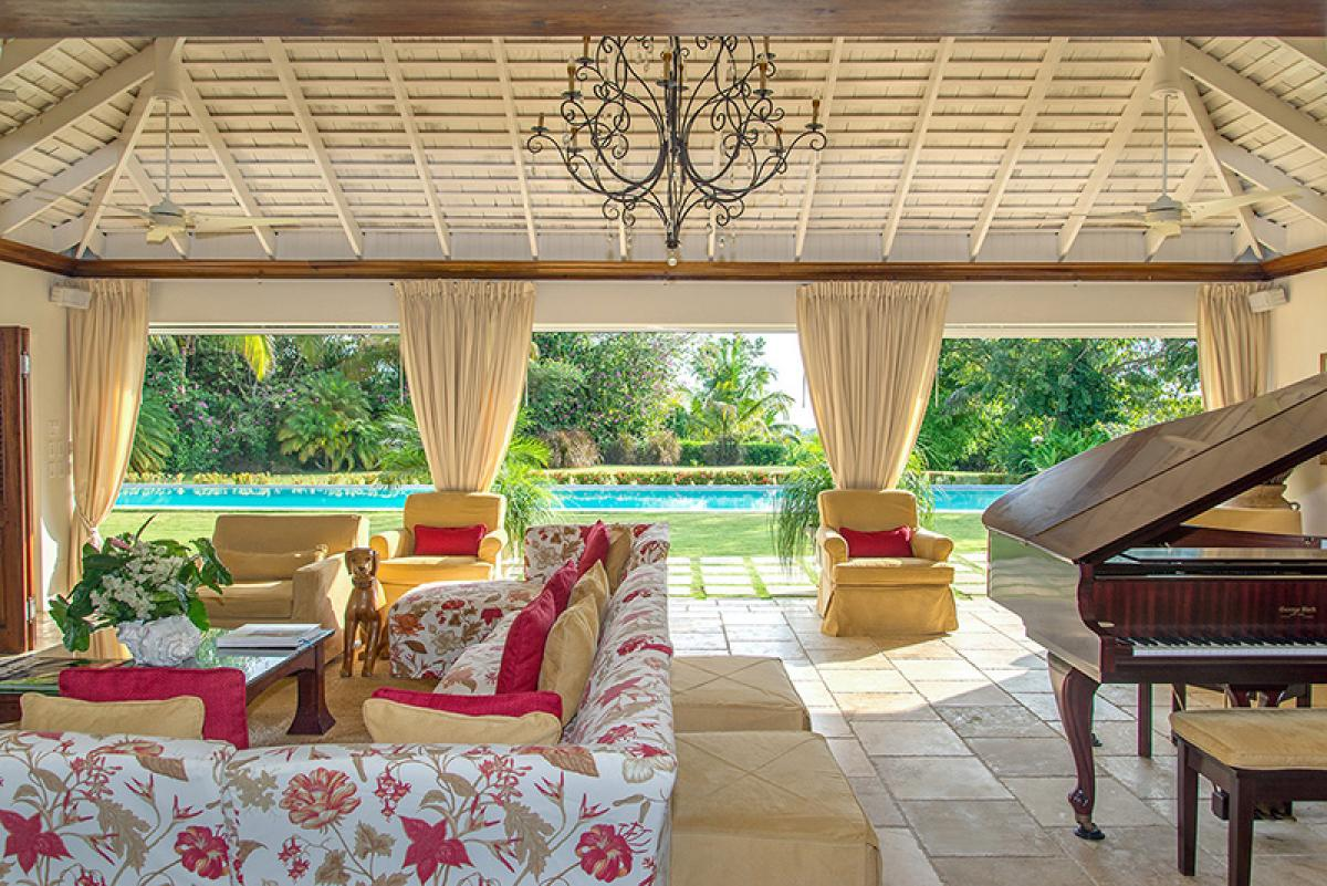 Rose Cottage Villa at Tryall Club on Jamaica