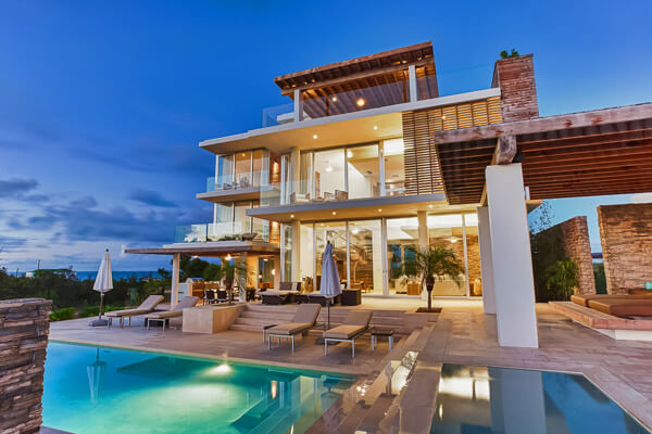 Ani Villa North is a beautiful location for a Caribbean getaway