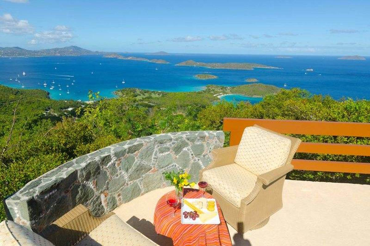 Spellbound Villa on St. John