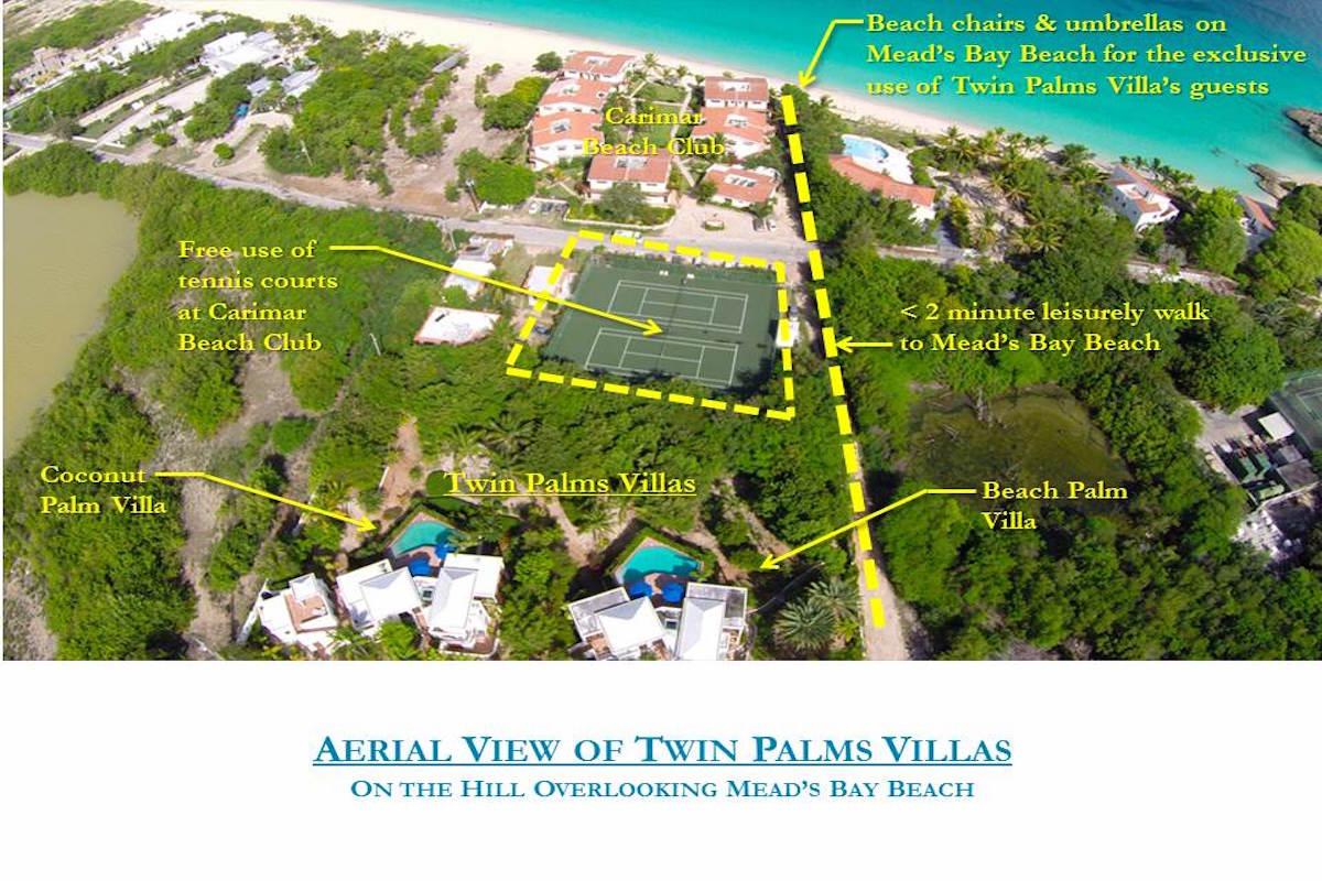 coconut palm villa anguilla villa rental wheretostay