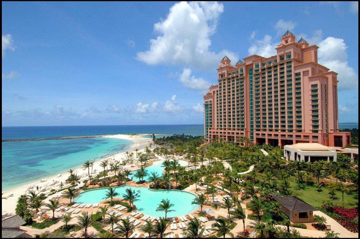 The Cove Atlantis Bahamas Where To Stay
