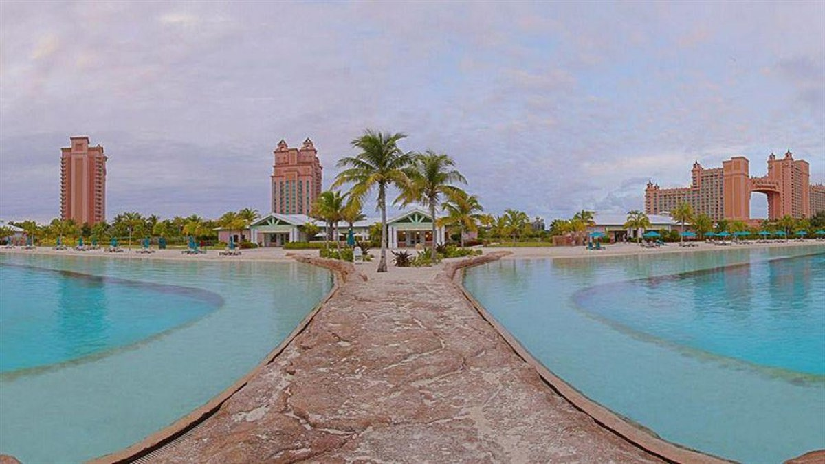 The cove atlantis bahamas where to stay for Atlantis pools