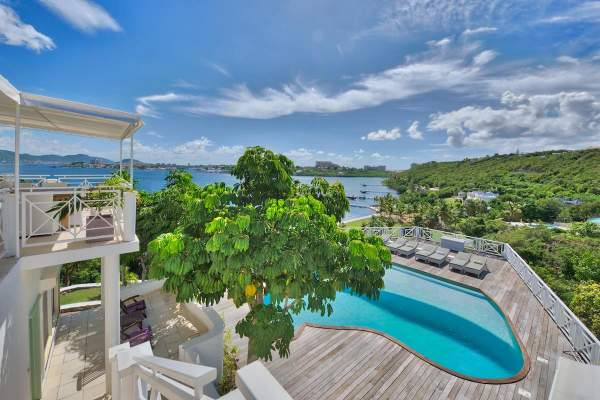Grand View, St. Martin villa