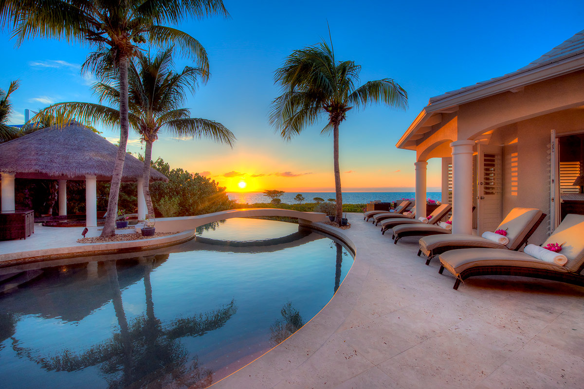 avalon villa - turks and caicos villa rental | wheretostay