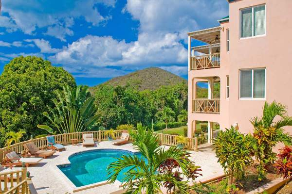 Sade Villa, British Virgin Islands villa