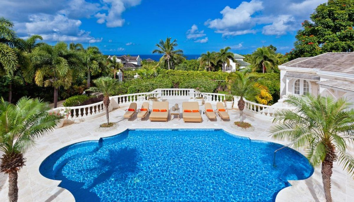 Half Century House Villa on Barbados