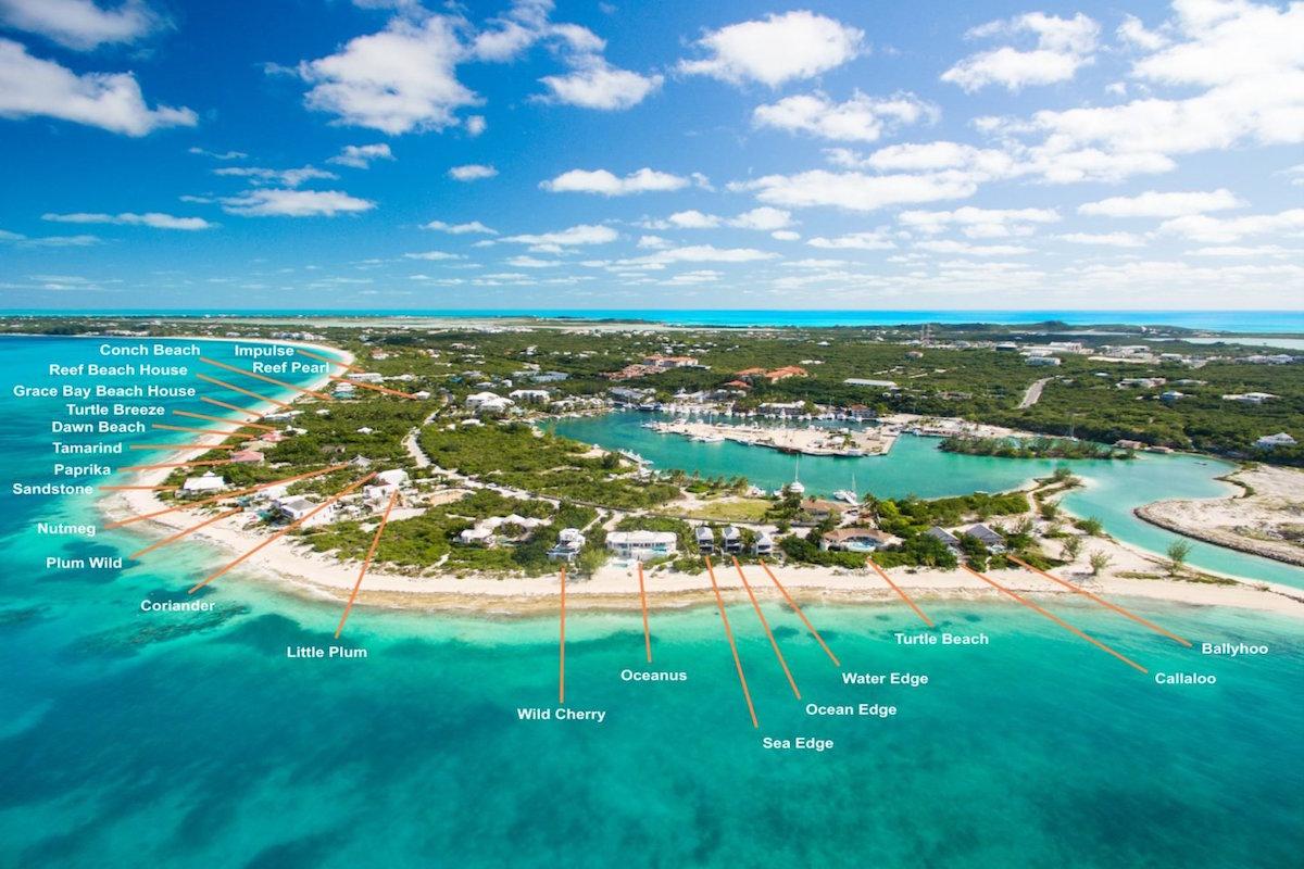 Turtle Beach Villa  Turks and Caicos Villa Rental  WhereToStay