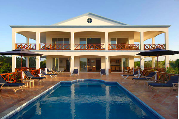 Tamarind Villa is located in Island Harbor just minutes from Shoal Bay East