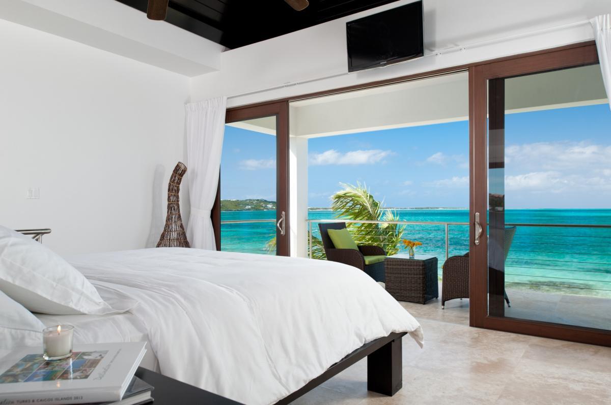 sea edge villa - turks and caicos villa rental | wheretostay