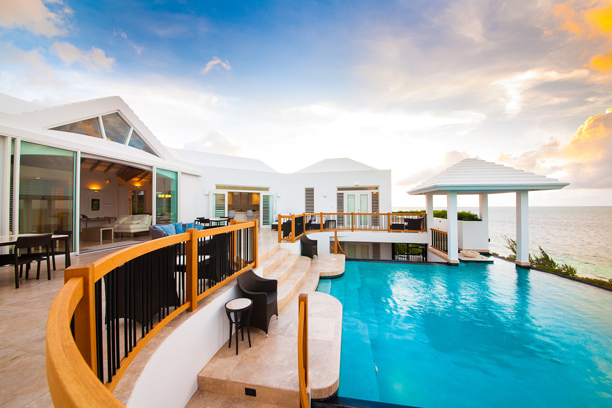 mothershouse - turks and caicos villa rental | wheretostay