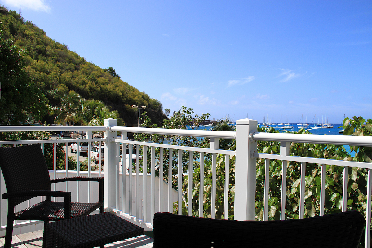 Corossol Sands Villa on St. Barts