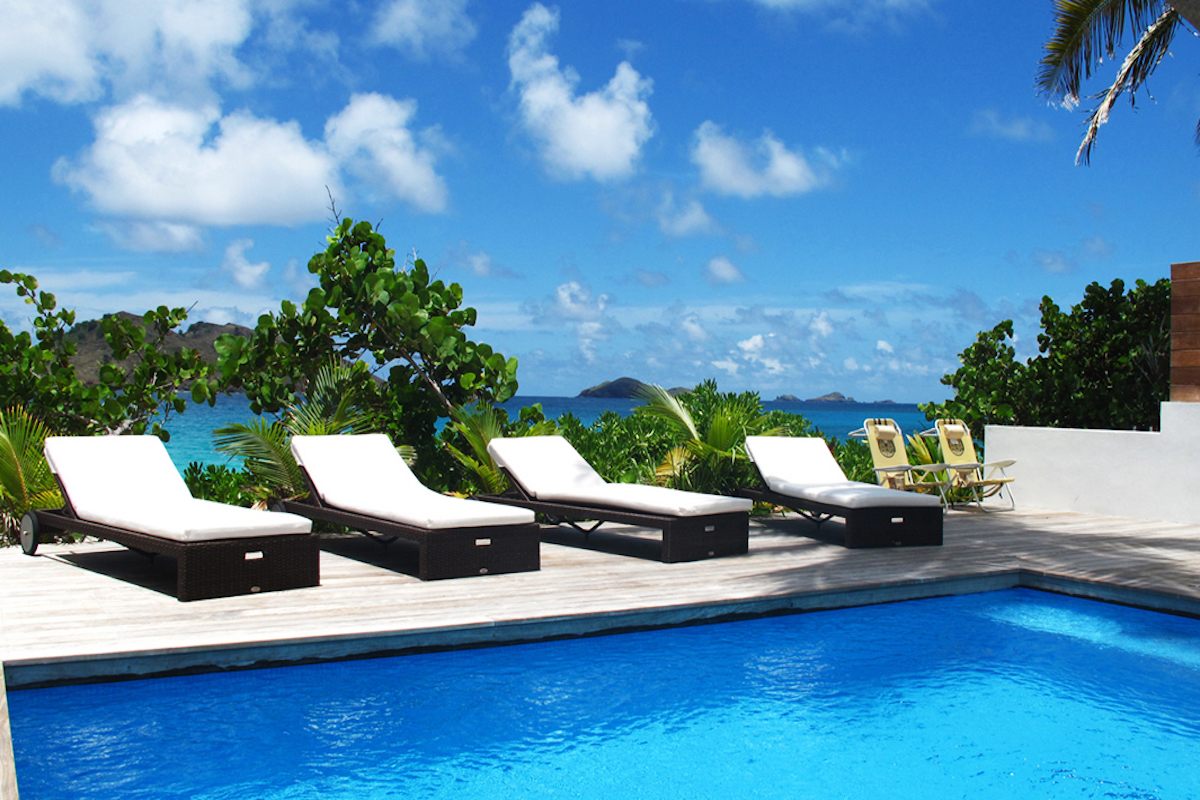 how to fly to st barts