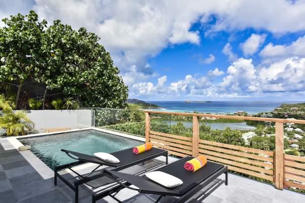 Best Island Beaches For Partying Mykonos St Barts: St. Barts Honeymoon Villas