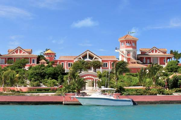 The Mani property is one largest high-end destinations in the Turks and Caicos