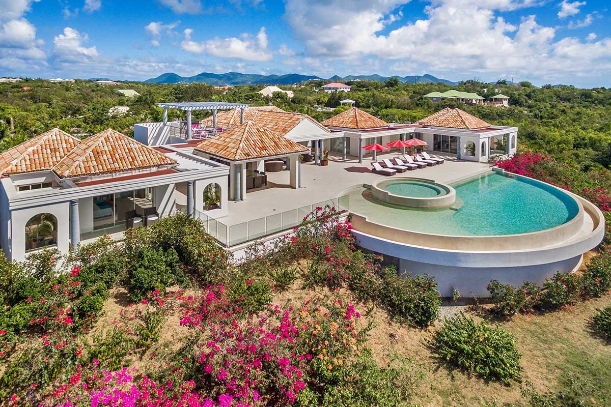 Just in Paradise Villa on St. Martin