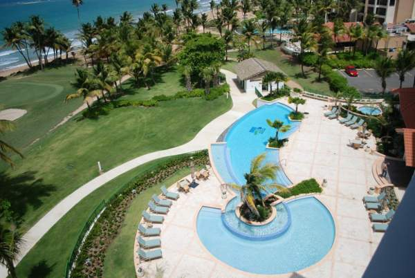 Rio Mar Beach Resort Luxury Ocean Villa photo