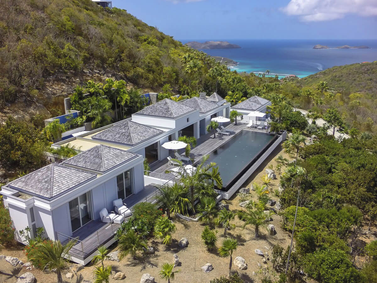 jasmine villa st barts villa rental where to stay. Black Bedroom Furniture Sets. Home Design Ideas