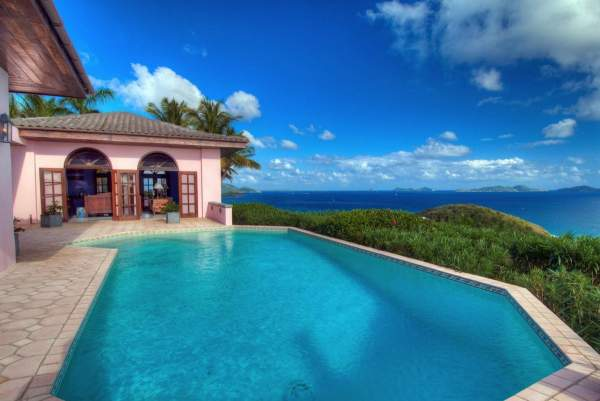 Rhumb House, British Virgin Islands villa