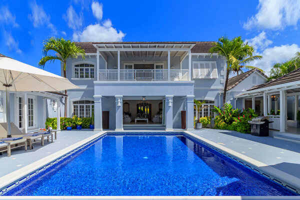 Tradewinds Villa is located in the Sandy Lane neighborhood