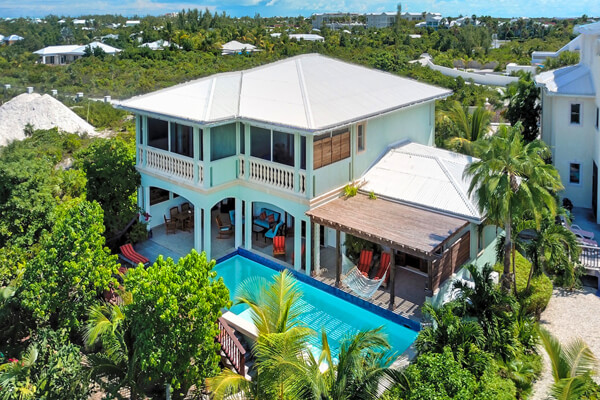 Pelican\'s Nest Villas - Cocoa is located near Grace Bay Beach