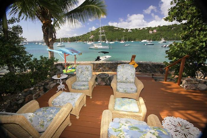 Splash Villa on St. John