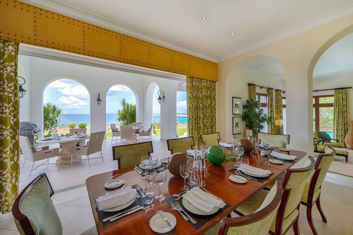 la samanna resort - tiaris villa - st. martin villa rental