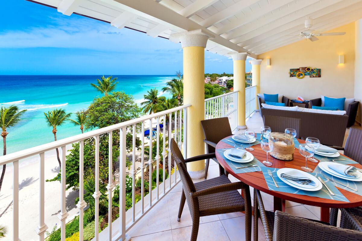 Sapphire Beach 517 Barbados Villa Rental Where To Stay