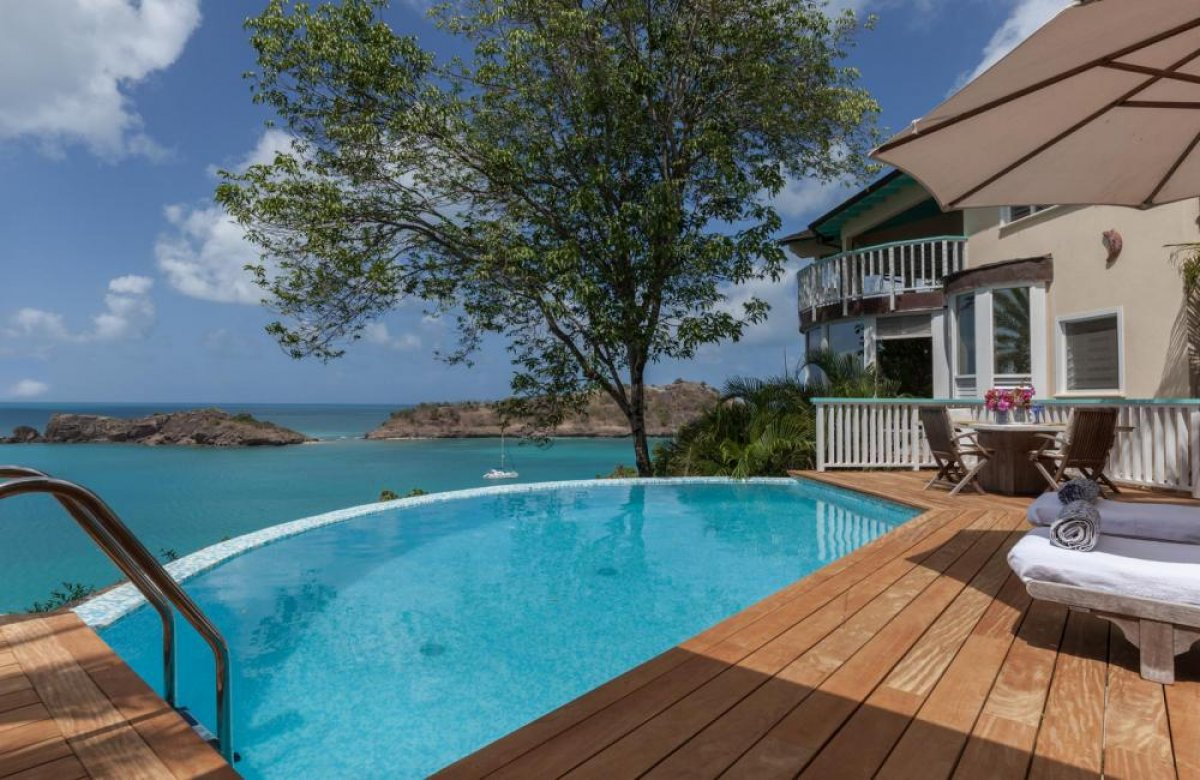 Galley Bay Heights Villa - #035 on Antigua