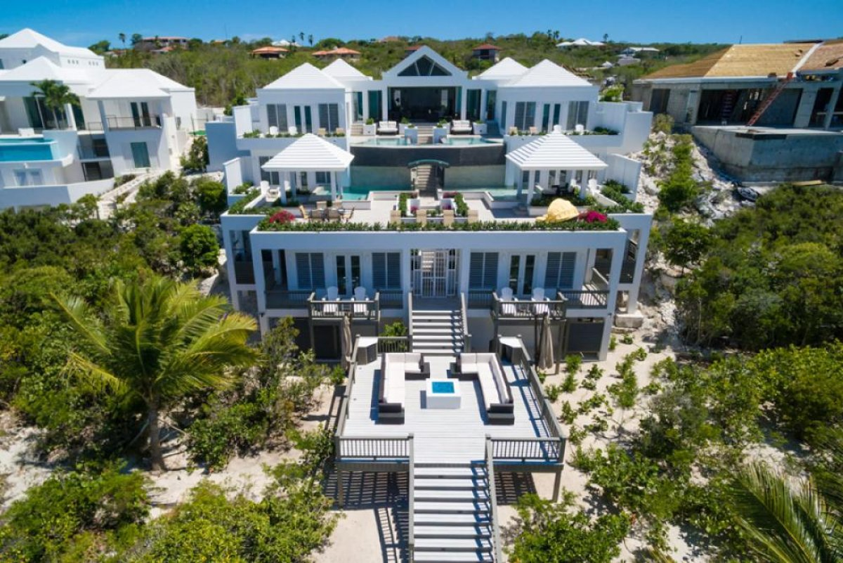 Cascade Villa on Turks and Caicos