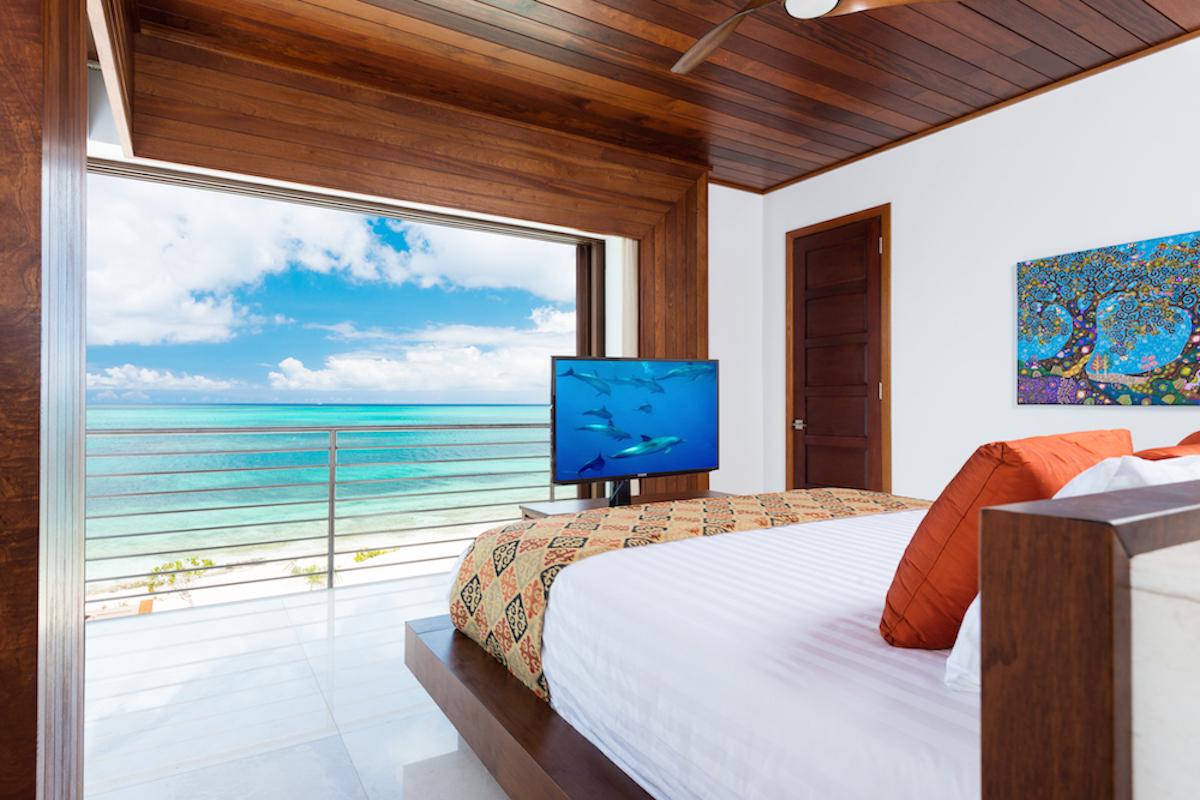beach kandi turks and caicos villa rental wheretostay beach kandi on turks and caicos