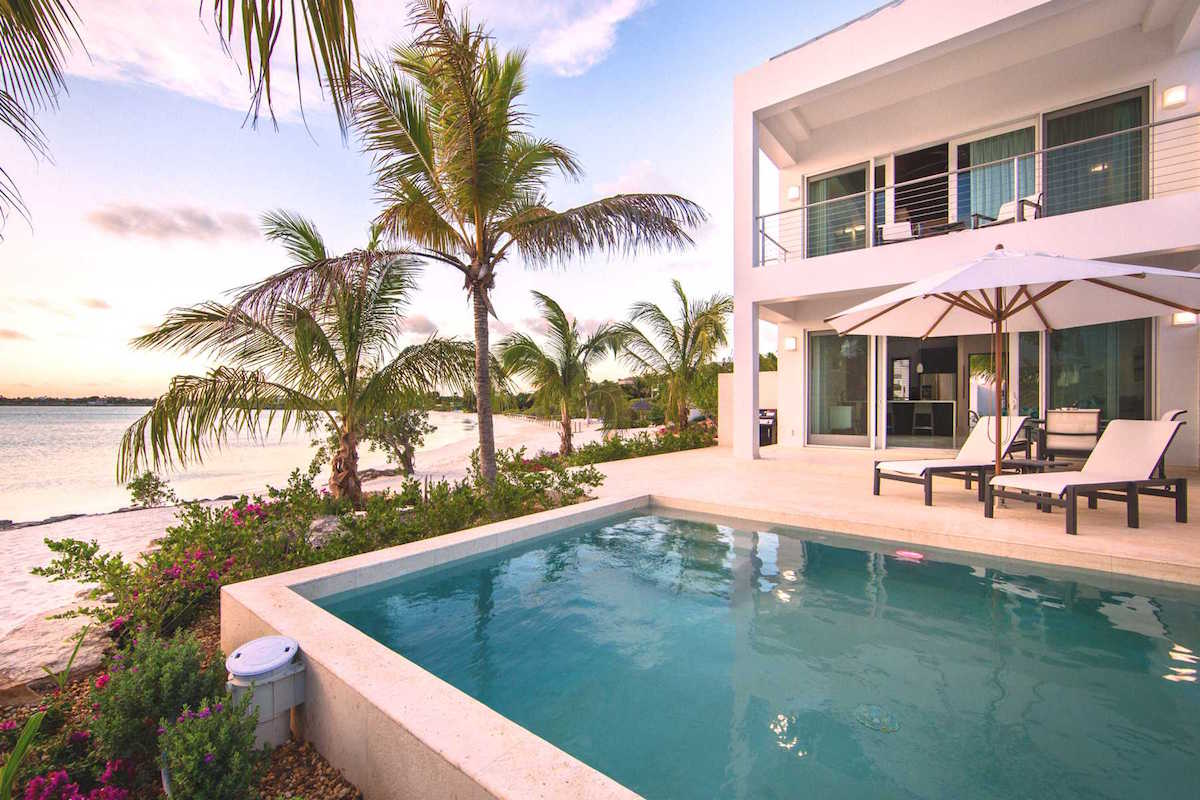 positano - turks and caicos villa rental | wheretostay