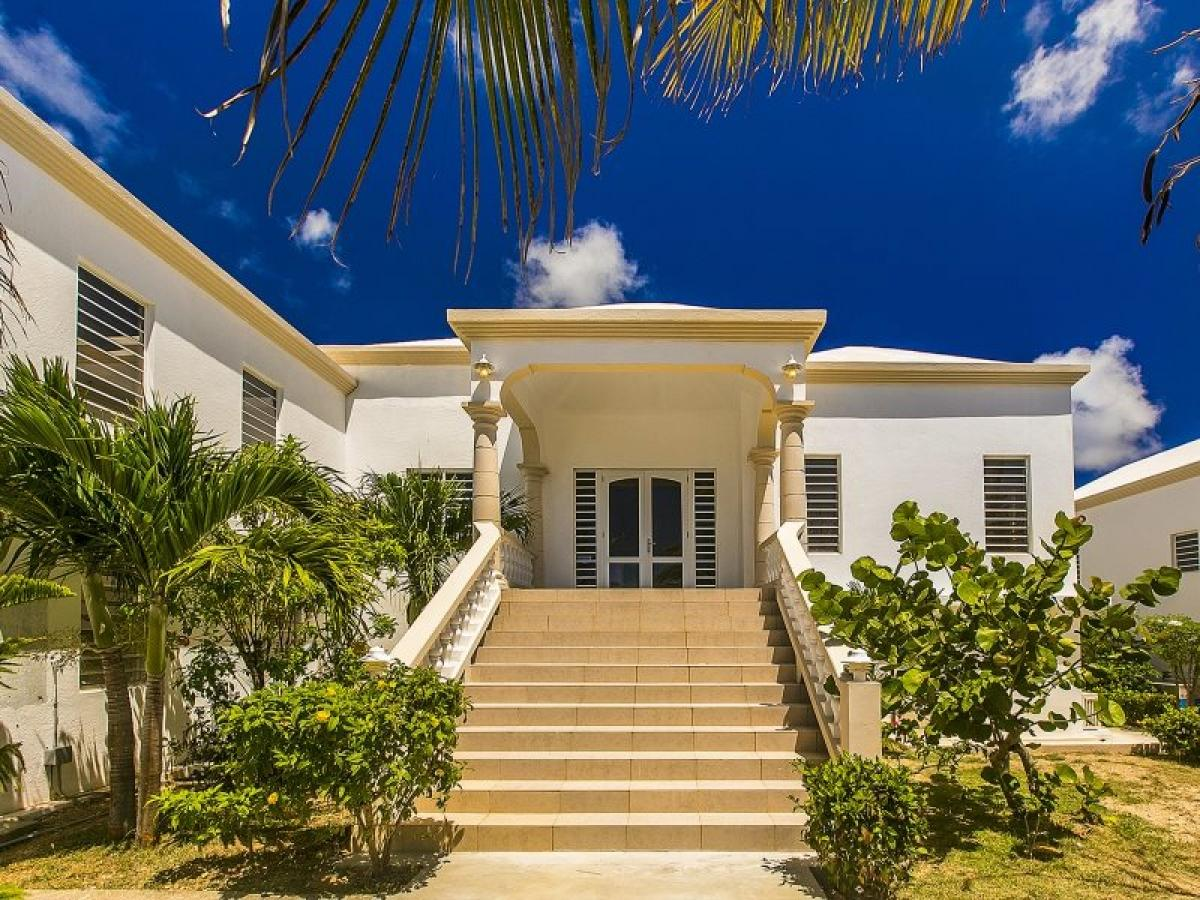 Seaside Villa 2 on Anguilla