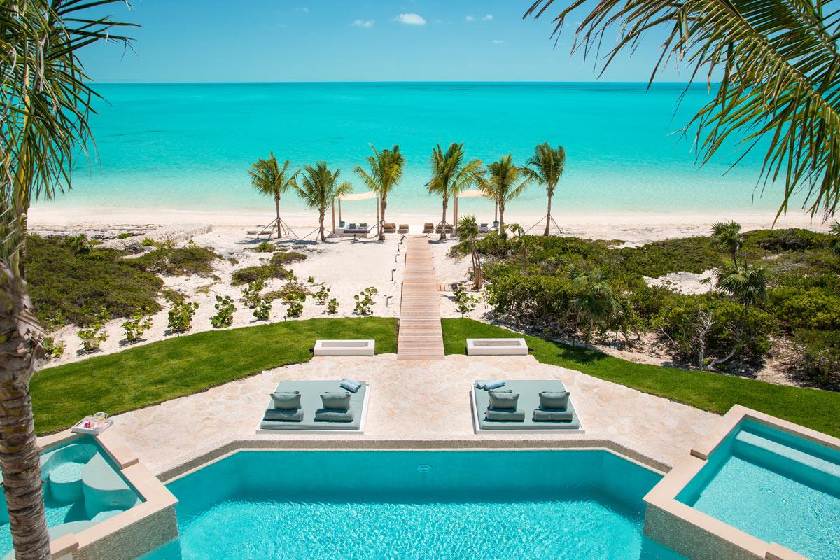 Pearls Of Long Bay Estate Turks And Caicos Villas