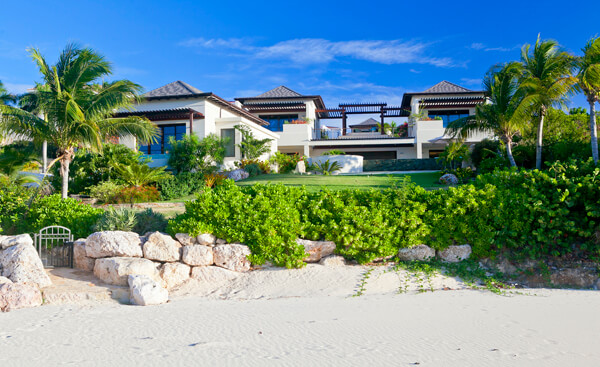 Nevaeh is located on a beautiful stretch of Long Bay Beach
