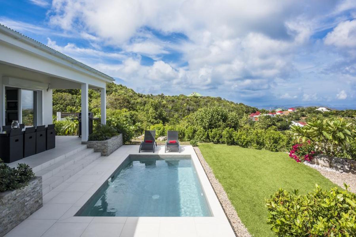 N'Joy Villa on St. Barts