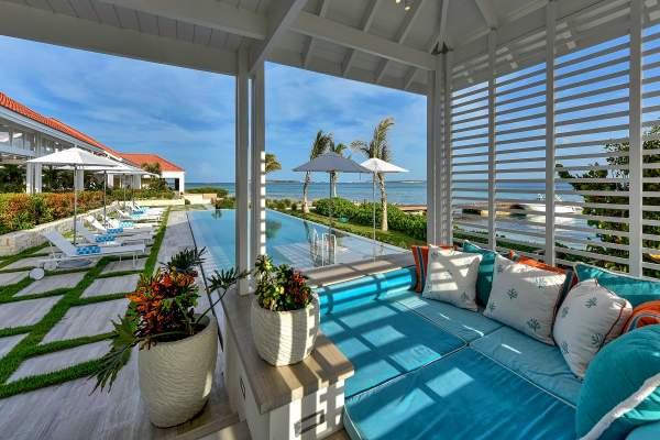 Antigua villas vacation rentals where to stay for Villas las mariposas