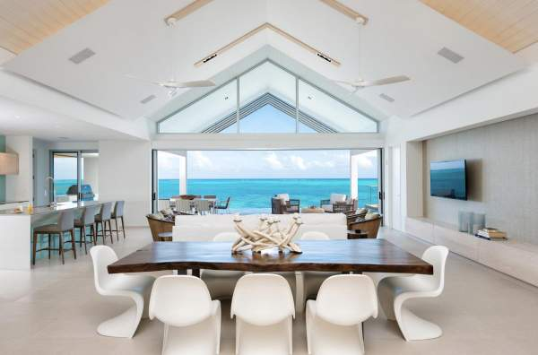 Beach Enclave Beachfront Villas offer amazing ocean views