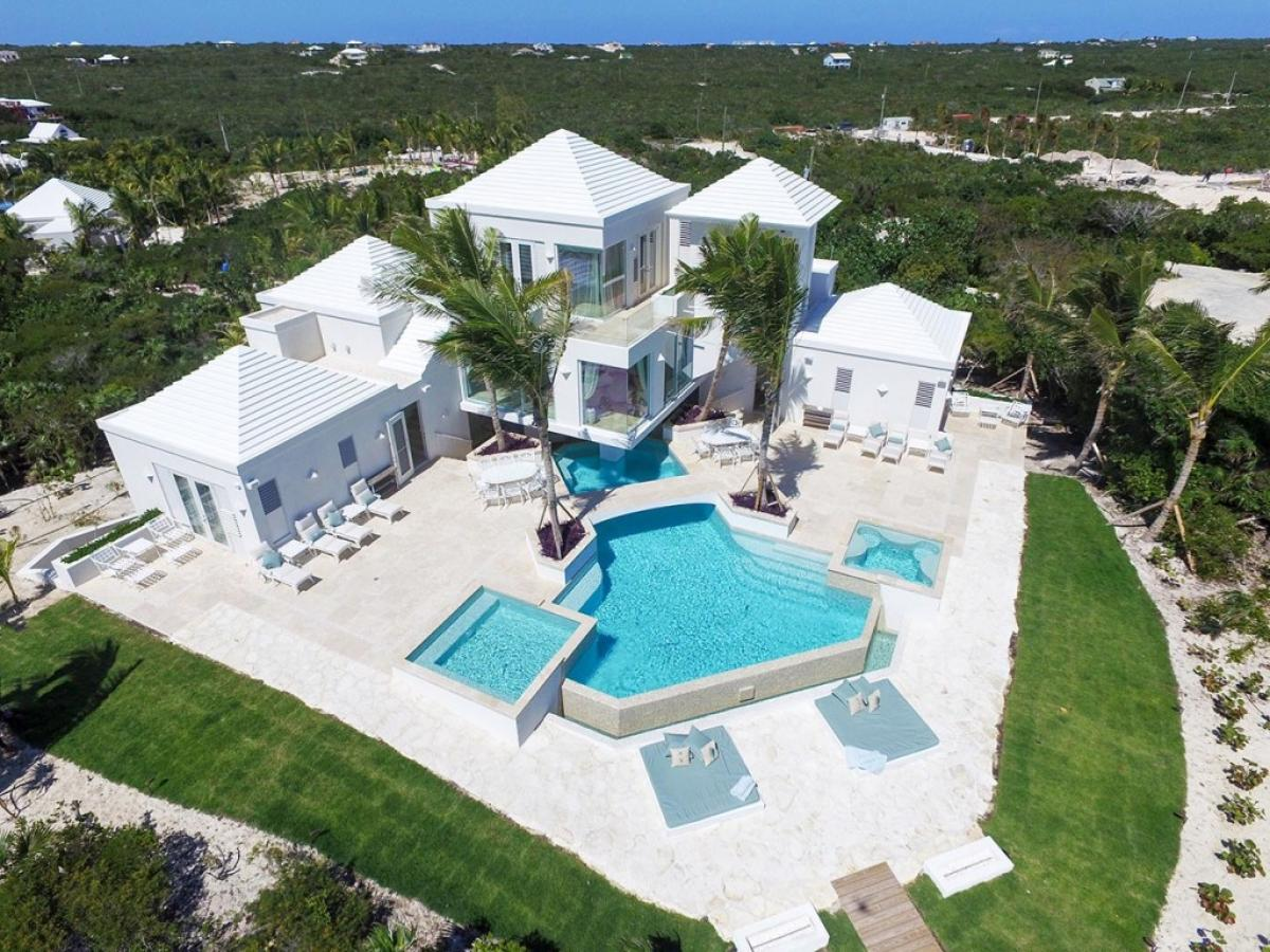pearl east villa - turks and caicos villa rental | wheretostay
