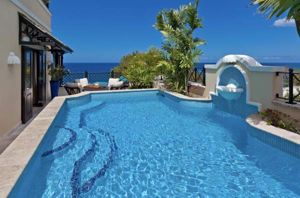 Sandy Cove #402 Penthouse, Barbados villa